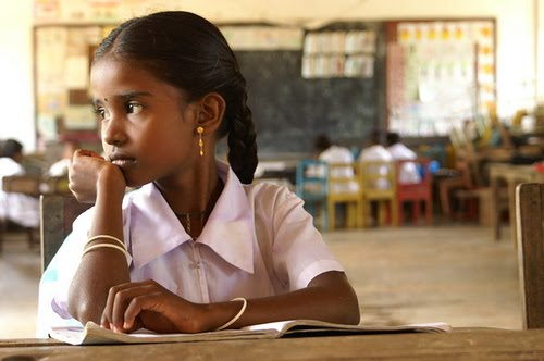 Womens Education in India Wick Photos
