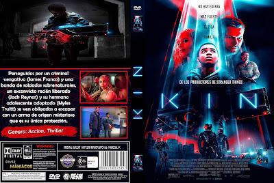 KIN - 2018 - [COVER - DVD]