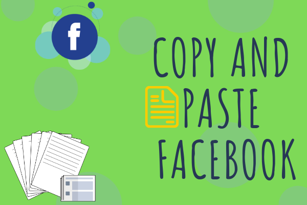 Copy And Paste Facebook