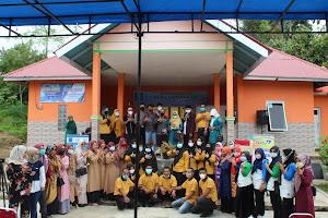 Deklarasi Sanitasi Total Berbasis Masyarakat (STBM) dan Lauching Rumah Gizi