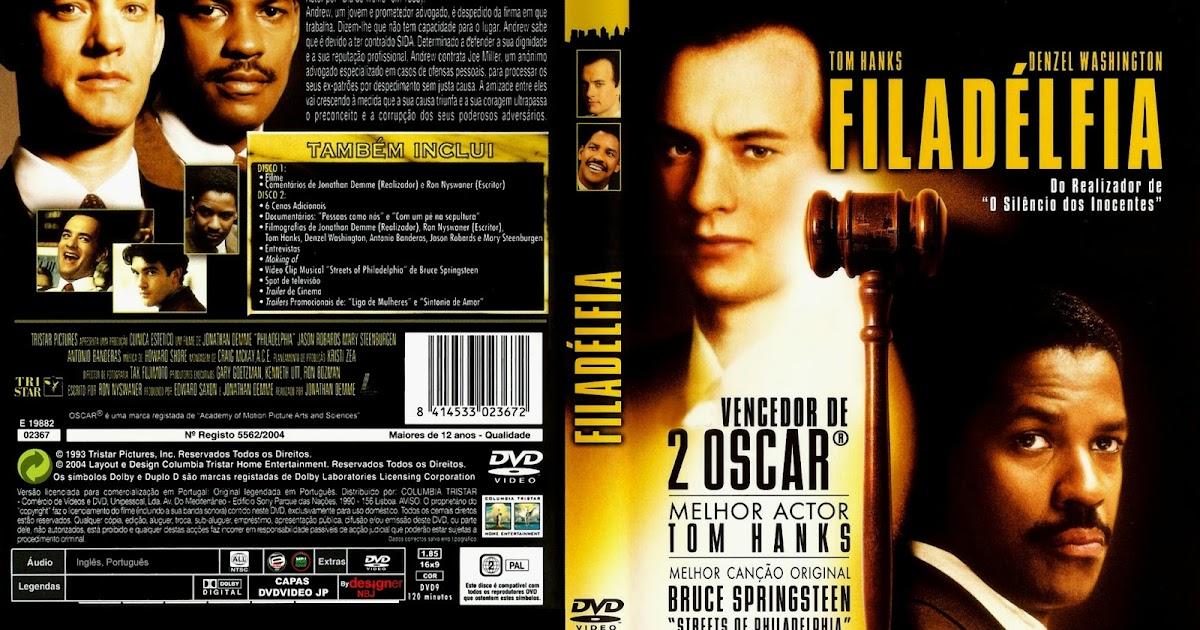 CAPAS DVD VIDEO JP: FILADÉLFIA