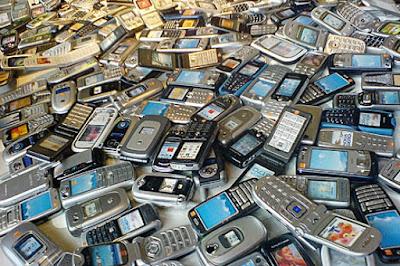 Как смартфоны замусоривают мир: статистика