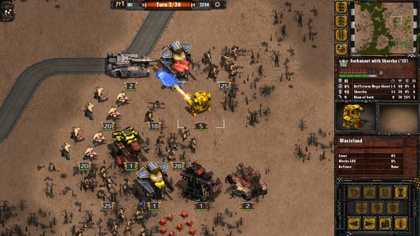 Warhammer 40000 Armageddon Da Orks Free Download for PC