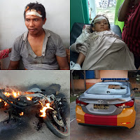 Aksi Ujuk Rasa di Sape Berujung Bentrok, Banyak Warga Terluka