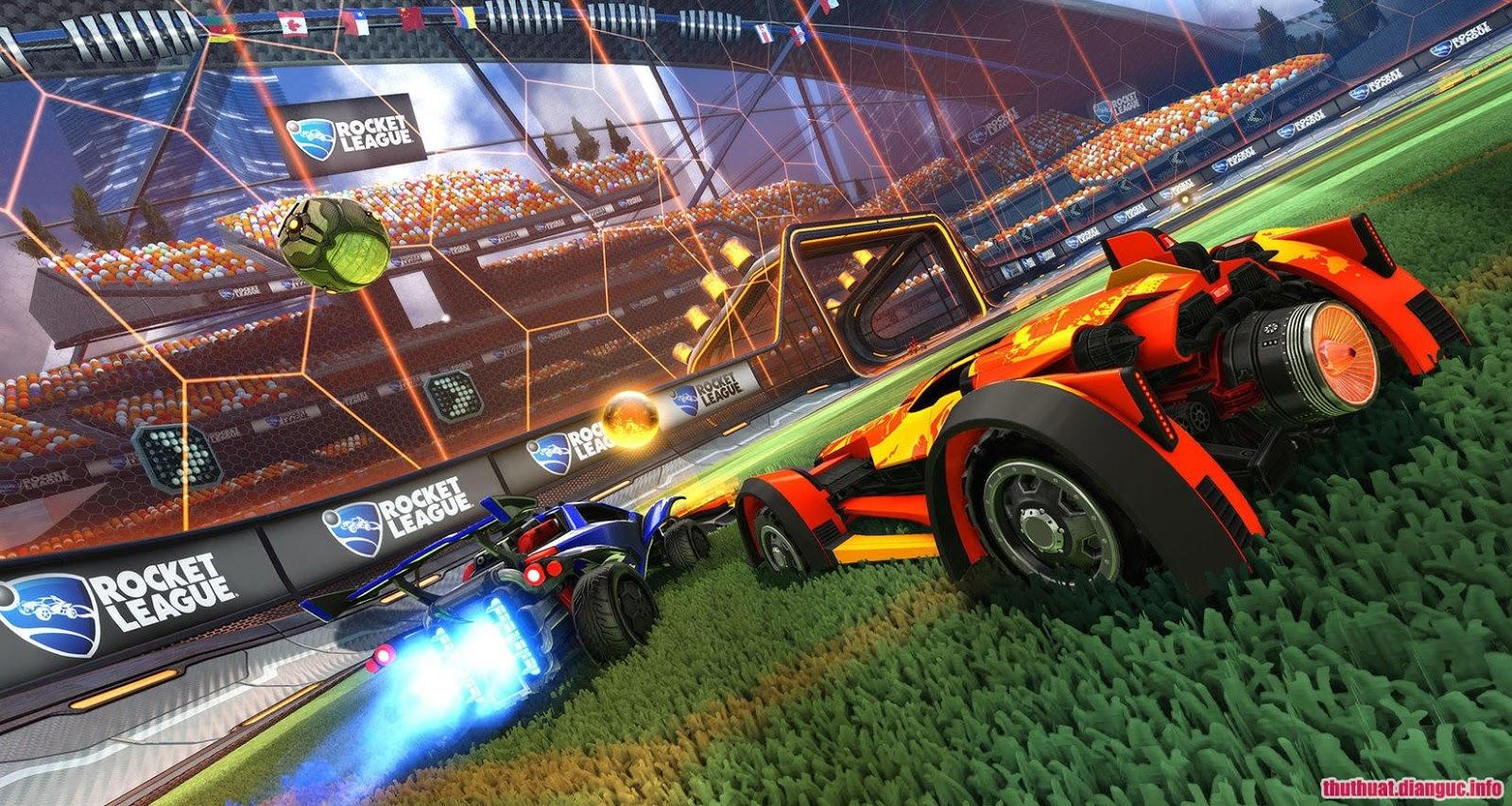 Tải game Rocket League miễn phí