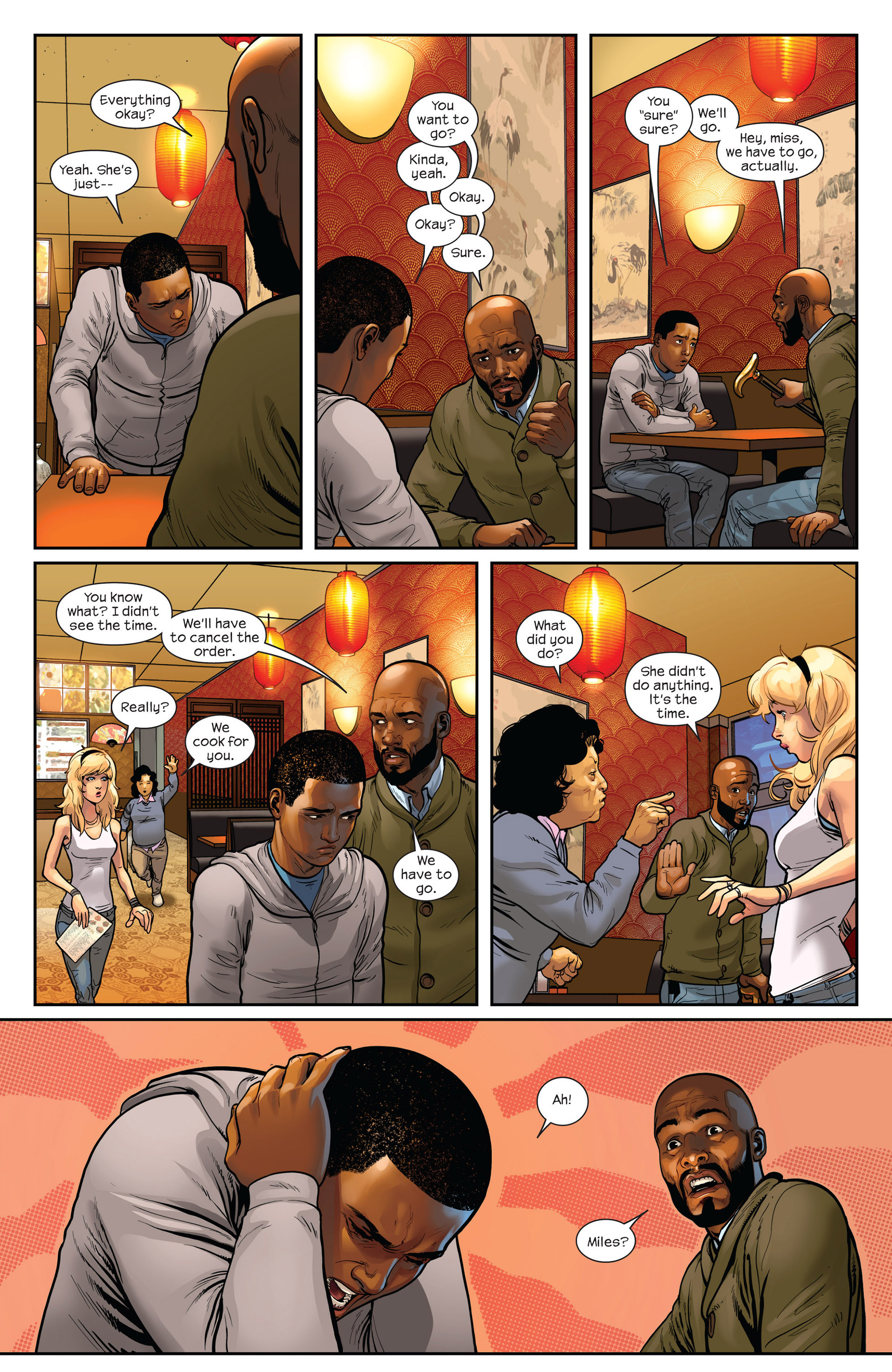 Read online Ultimate Comics Spider-Man (2011) comic -  Issue #23 - 17