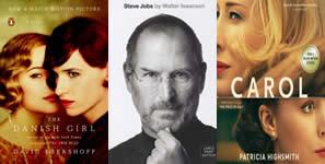The Danish Girl; Steve Jobs; Carol