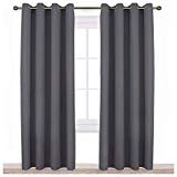 Best NICETOWN soundproof curtains