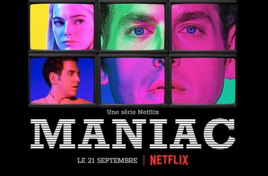 Maniac, Netflix