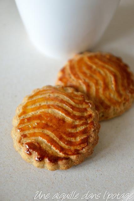 Sablé breton, en version allégée