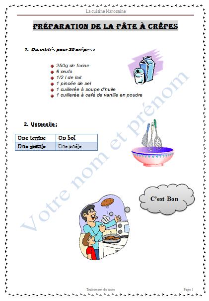 Lessons Tps Et Exercices En Informatique Tp1 Microsoft Word