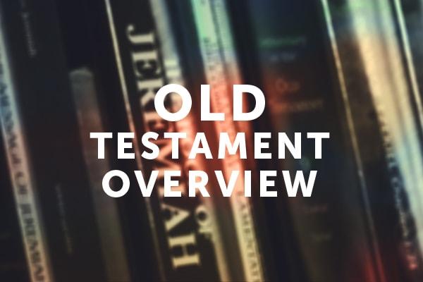 mengenal perjanjian lama