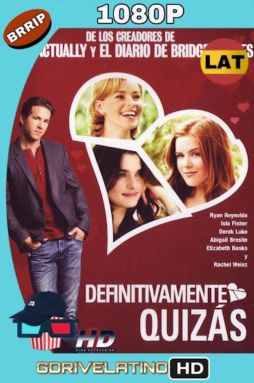 Definitivamente, Quizás (2008) BRRip 1080p Latino-Ingles MKV
