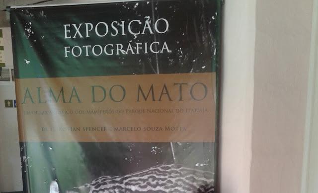 Exposições do Centro de Visitantes do Parque Nacional de Itatiaia