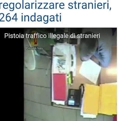 """الكشف عن أكبر عمليات نصب بإيطاليا تخص تجديد رخص إقامة مئات المهاجرين """"بيرميسو دي سودجورنو"""""""