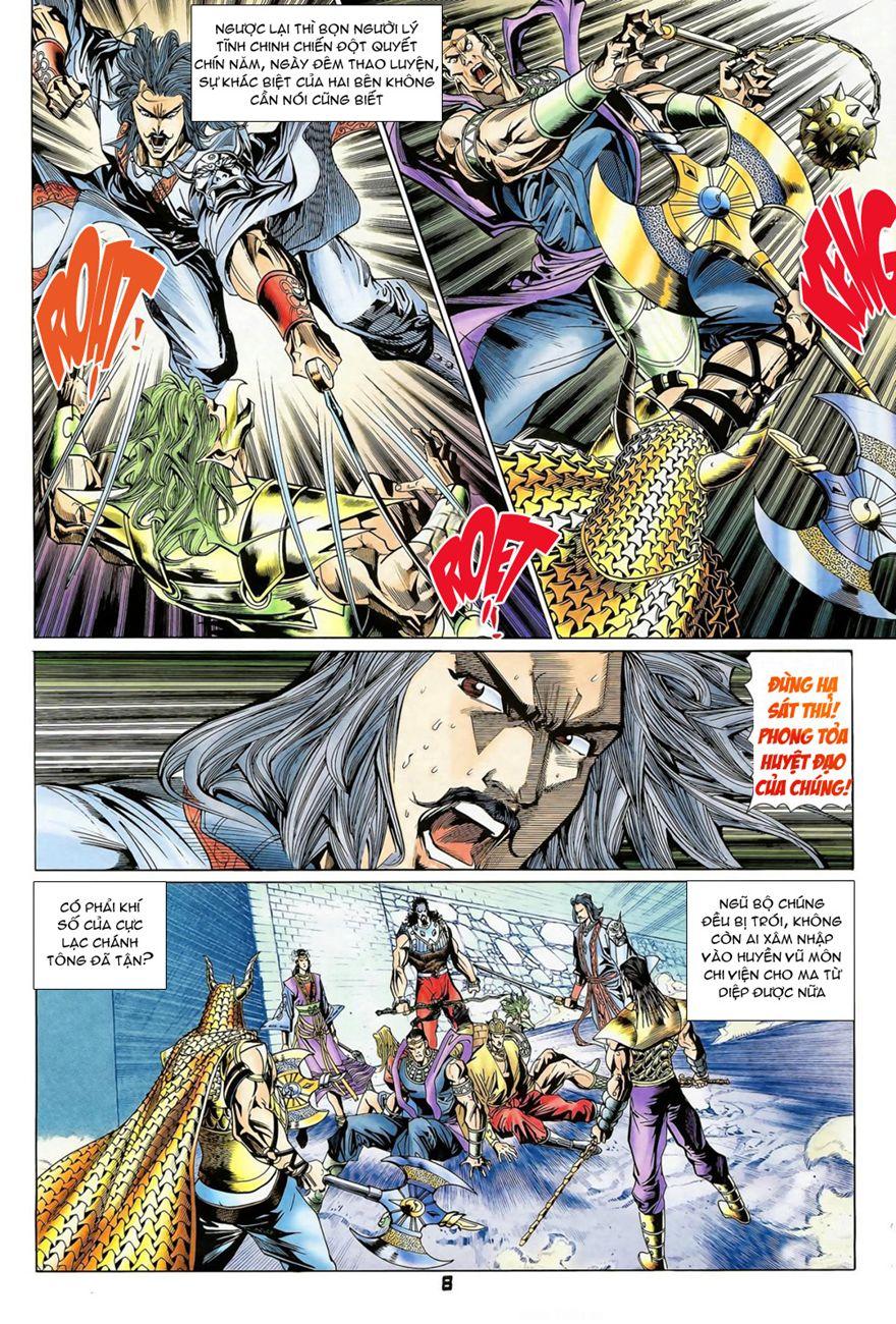 Đại Đường Uy Long chapter 77 trang 15