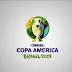 Copa América terá abertura no Morumbi e final no Maracanã