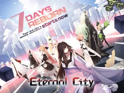 Eternal City, Game RPG Android dengan Anime-Style yang Unik
