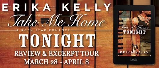 Take Me Home Tonight by Erika Kelly | Review & Excerpt Tour