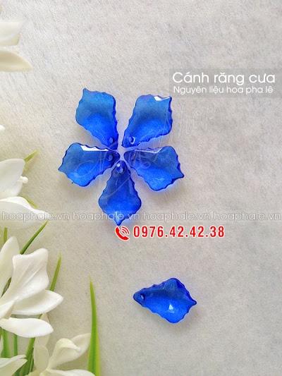 Nguyen lieu hoa pha le o Ngoc Ha
