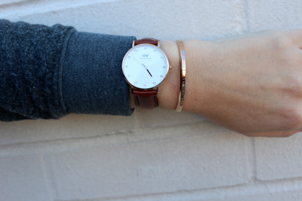 daniel wellington, weekend style, style on a budget, mom style, weekend outfit