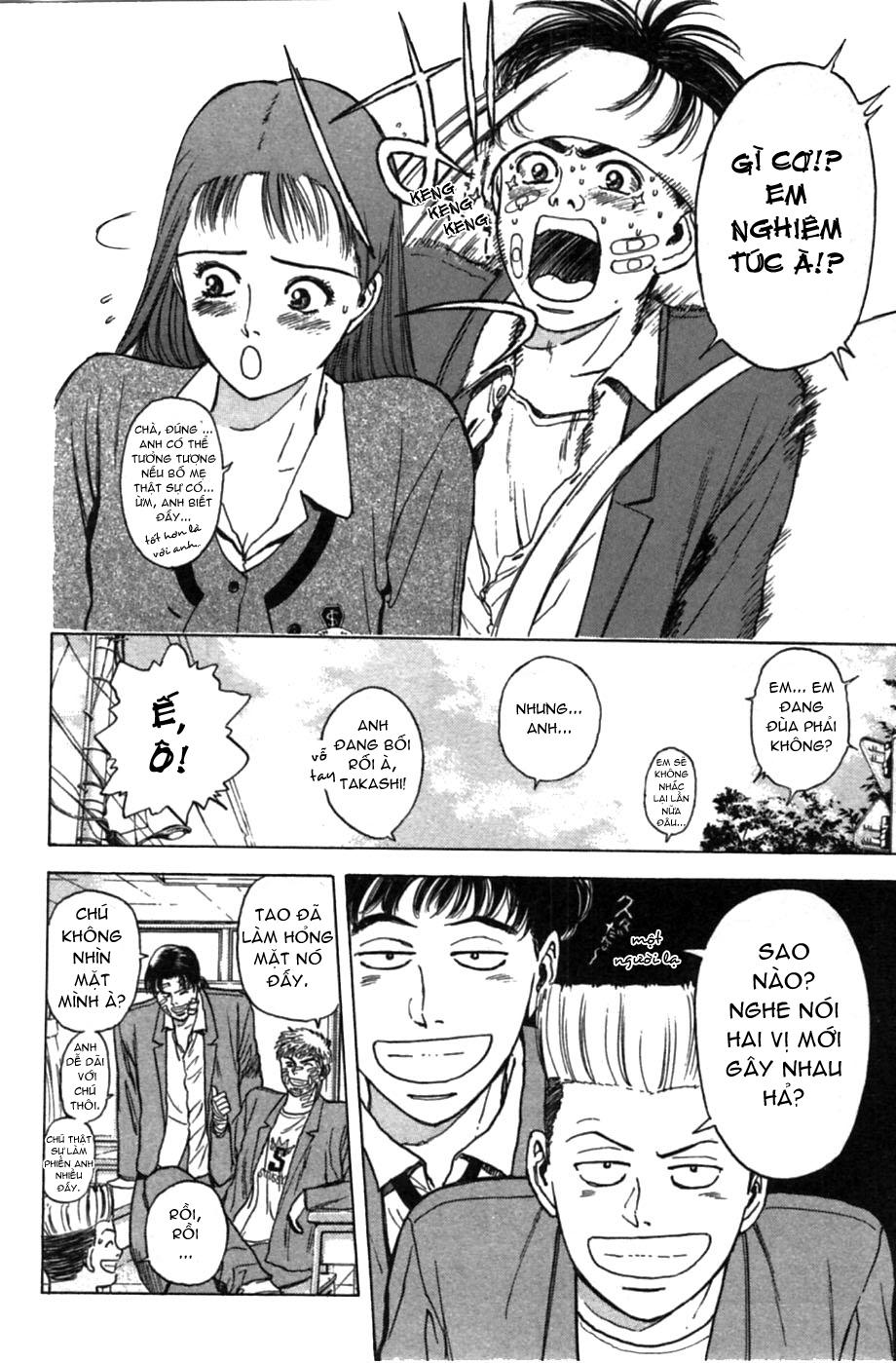 Psychometrer Eiji chapter 45 trang 21