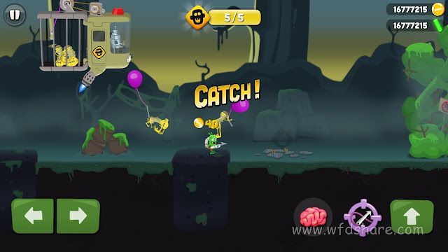 Full version game Zombie Catchers