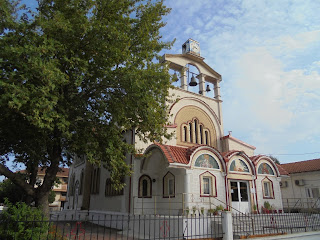 ο ναός του αγίου Νικολάου στη Νέα Καρδιά
