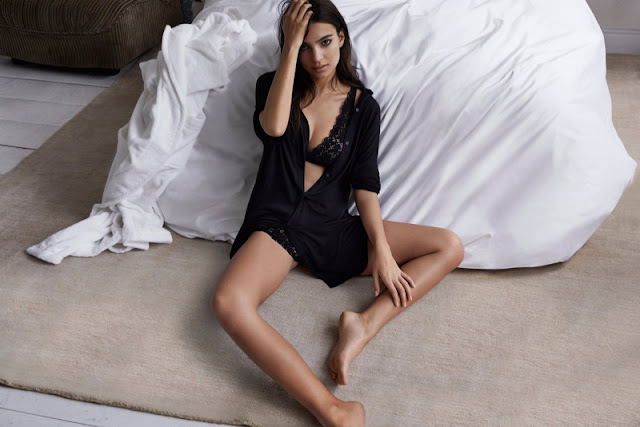 Emily Ratajkowski stars in DKNY Intimates' fall-winter Latest campaign