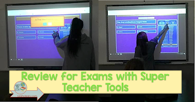 Spring Tech Tip 2: Give SuperTeacherTools a Try