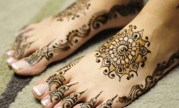 Kumpulan Gambar Lukisan Henna Simple Dan Cantik Untuk Pemula