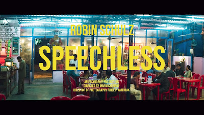 ROBIN SCHULZ FT. ERIKA SIROLA – SPEECHLESS (#OFFICIAL #MUSIC #VIDEO)
