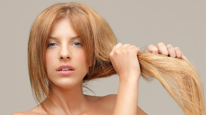 Tips Perawatan Untuk Rambut Kering