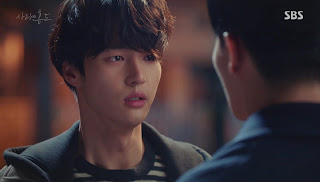 Sinopsis Temperature of Love Episode 25