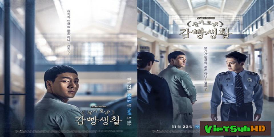 Phim Cuộc Sống Trong Tù Tập 16/16 VietSub HD | Wise Prison Life 2017