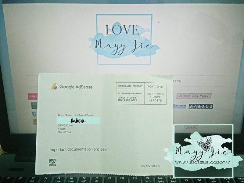 Akaun Google Adsense