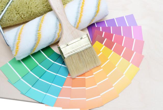 pintura de casas interiores