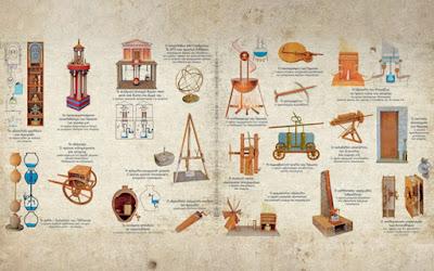 Η αρχαία ελληνική τεχνολογία και τα θαυμαστά τα έργα της