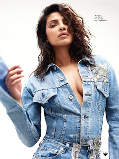 Priyanka Chopra   Flare Magazine September 2016