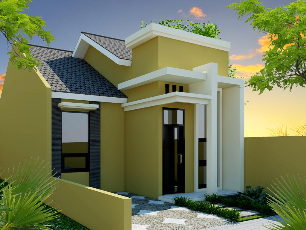 Rumah Minimalis 1 Lantai 2020 Shreenad Home