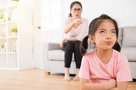 Mendidik Anak yang Sering Membantah