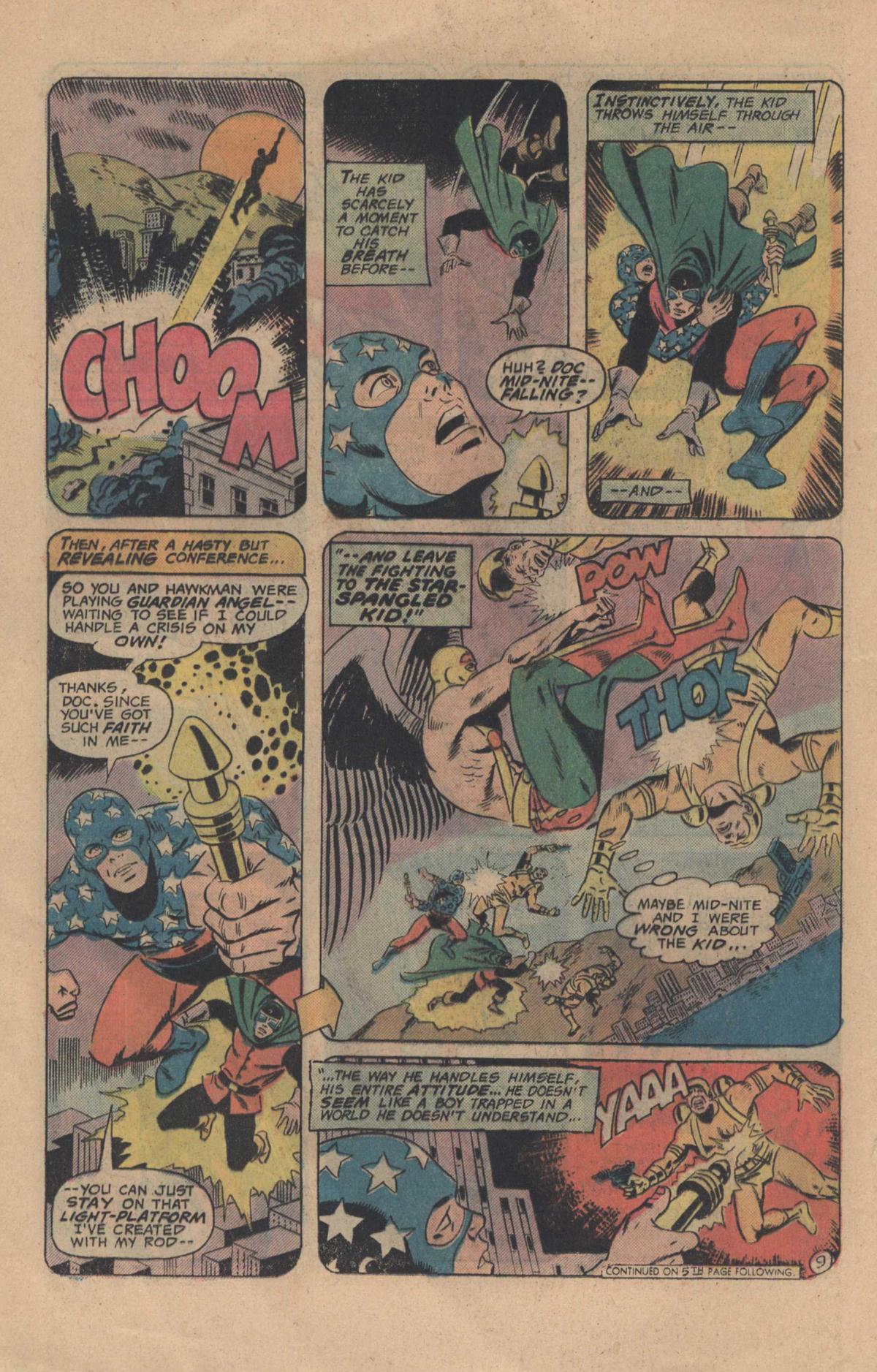 Read online All-Star Comics comic -  Issue #59 - 16