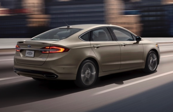 2018 Ford Fusion Energi Plug-In Hybrid Review and Release