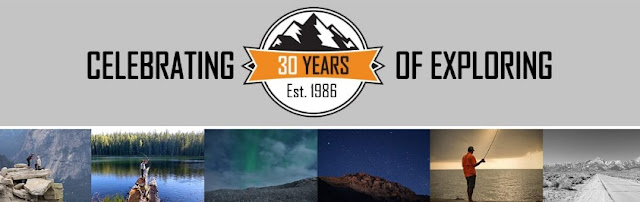 Sierra Trading Post is celebrating their 30th Anniversary by offering you a chance to enter monthly to win great outdoor gear packages or the grand prize adventure getaway vacation!