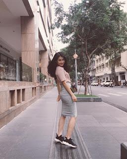 Gái xinh facebook hot girl Ngọc Thảo