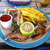 Malawian Recipes: Grilled Chambo Fish