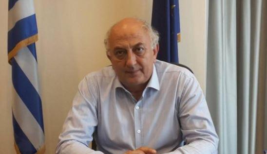 Ο Υφυπουργός Εξωτερικών Γιάννης Αμανατίδης στο Αρτ