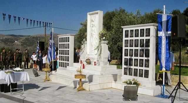 Η Παραμυθιά τιμά τη μνήμη των 49 Προκρίτων, παρουσία του Προέδρου της Δημοκρατίας
