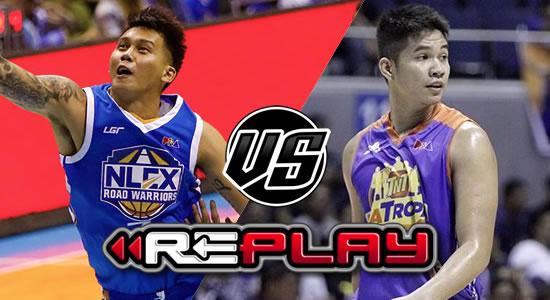 Video Playlist: NLEX vs TNT replay 2019 PBA Philippine Cup