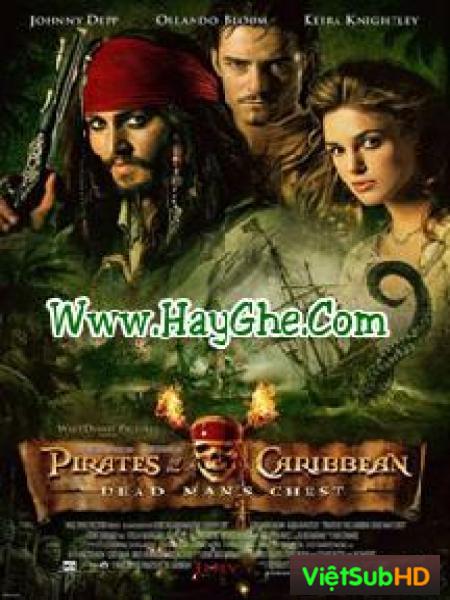 Cướp Biển Vùng Caribe: Chiếc Rương Tử Thần